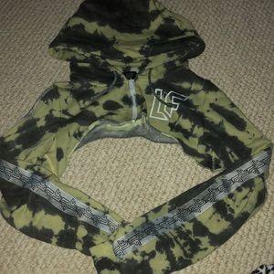 LF super cropper sweater